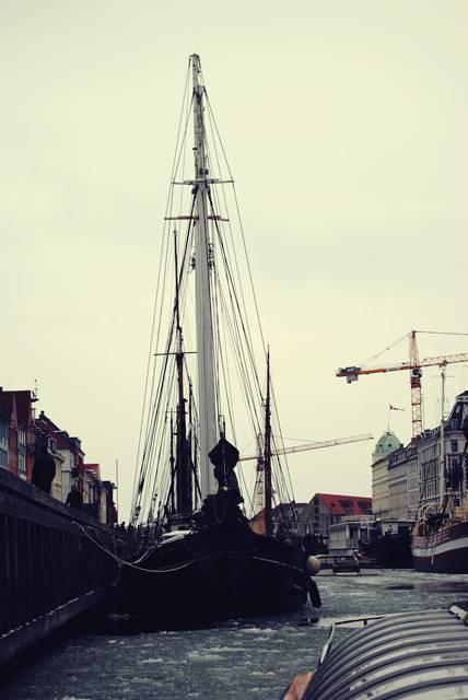 Qué ver Copenhague - Barcos