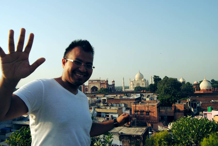 Visitar el Tj Mahal