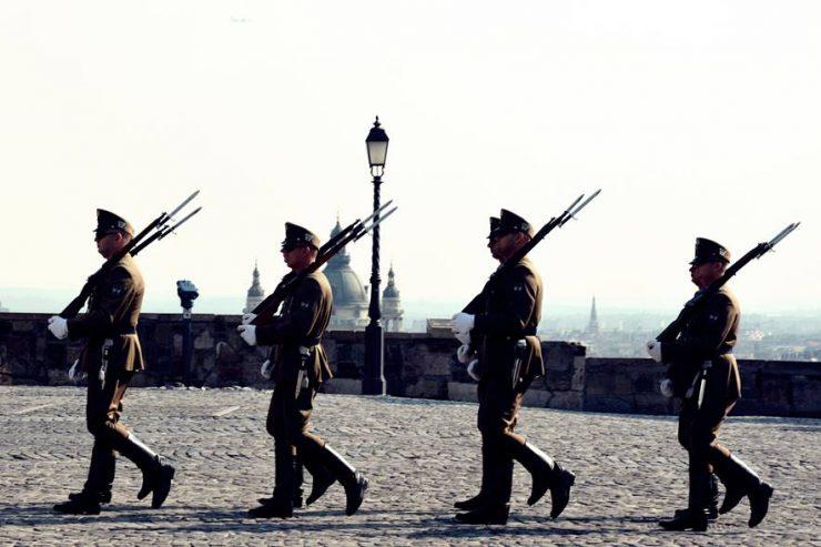 Visitar el castillo de Buda en Budapest