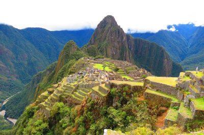 Viajar a machu Picchu de manera diferente