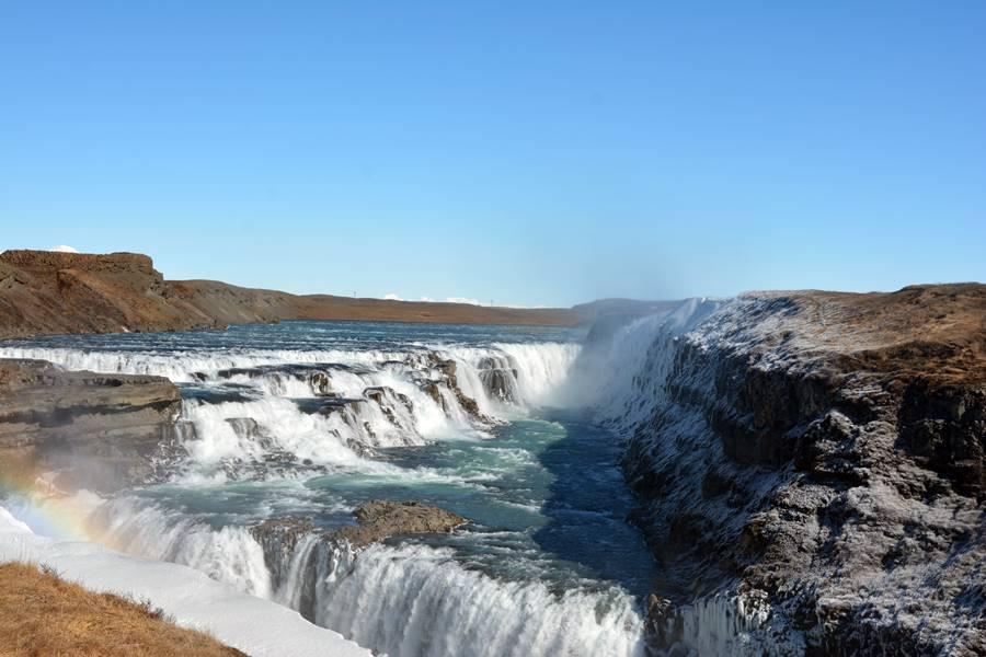 Visitar el Círculo Dorado de Islandia