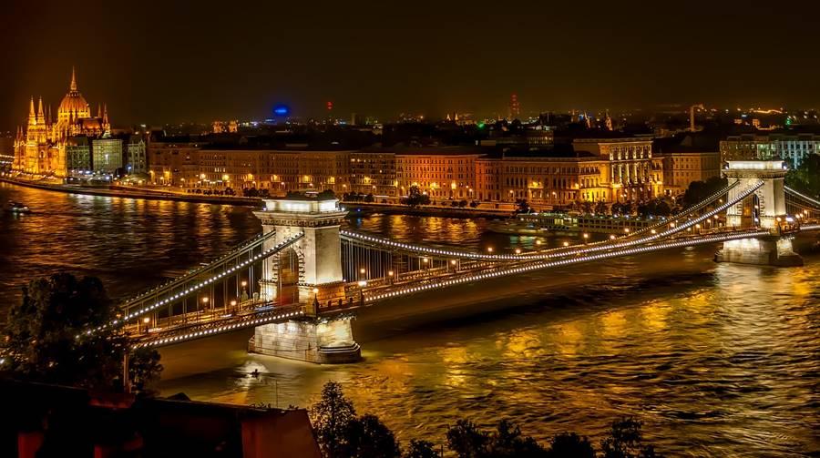 Qué ver en Budapest - Puentes