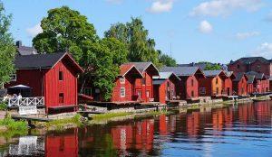 Porvoo, un paraíso medieval en Finlandia que pocos visitan