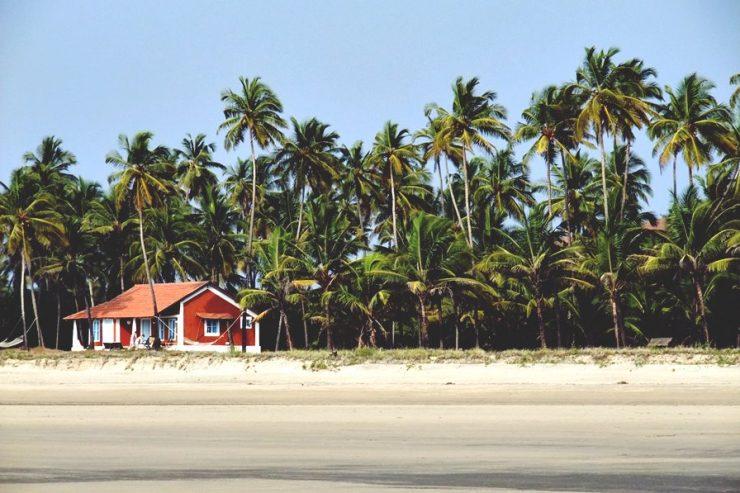 Mejores playas de Goa