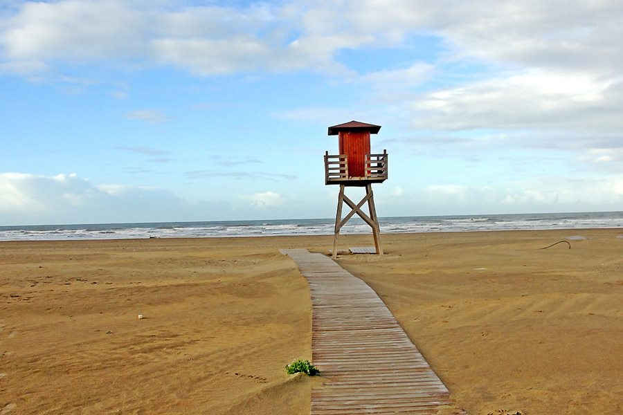 Mejores playas de Huelva - Playa tranquila