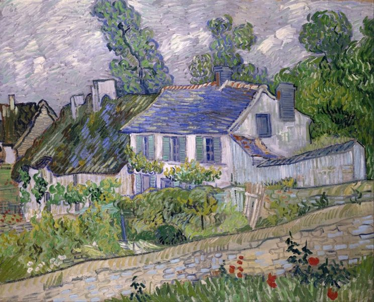 Visitar Auvers Sur Oise, el pueblo de Van Gigh - Pintura