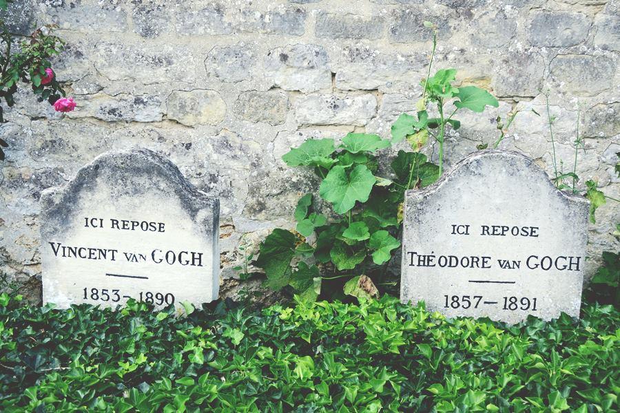 Visitar Auvers Sur Oise, el pueblo de Van Gigh - Tumba de Van Gogh