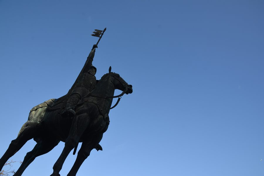 Visitar Oporto - Escultura