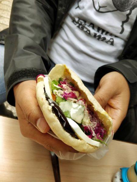 Qué comer en Israel