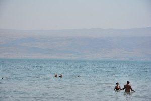 Visitar el Mar Muerto