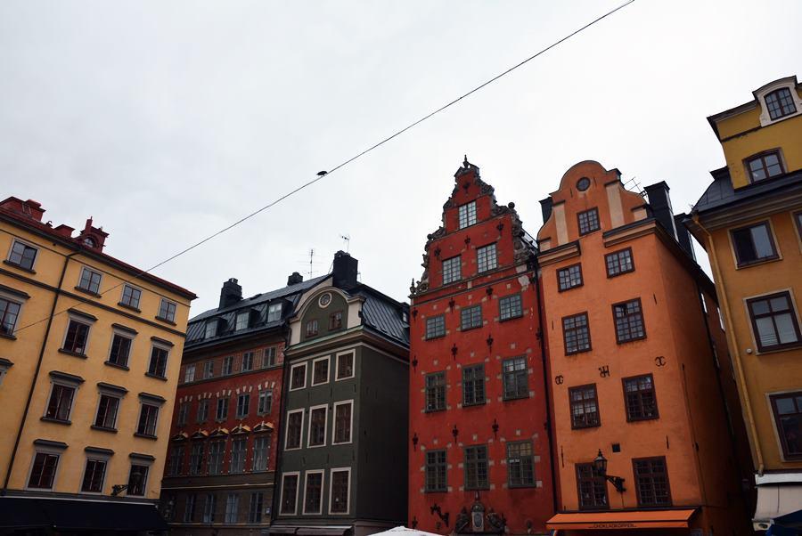 Vegetarianos en Estocolmo