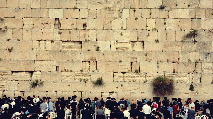 Visitar el Muro de las Lamentaciones