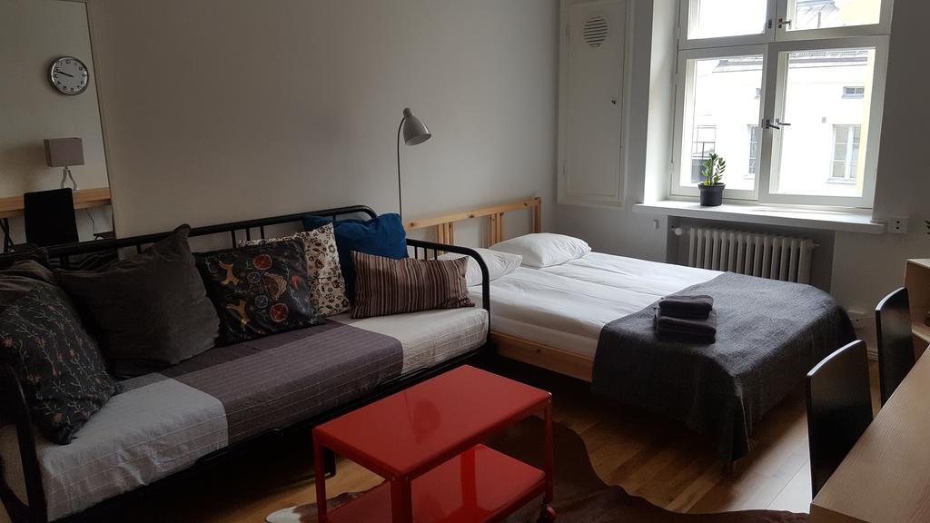Donde dormir en Helsinki