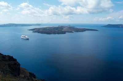 Lo peor que ver en Santorini
