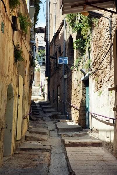 Donde dormir en Nazaret - Callejuelas