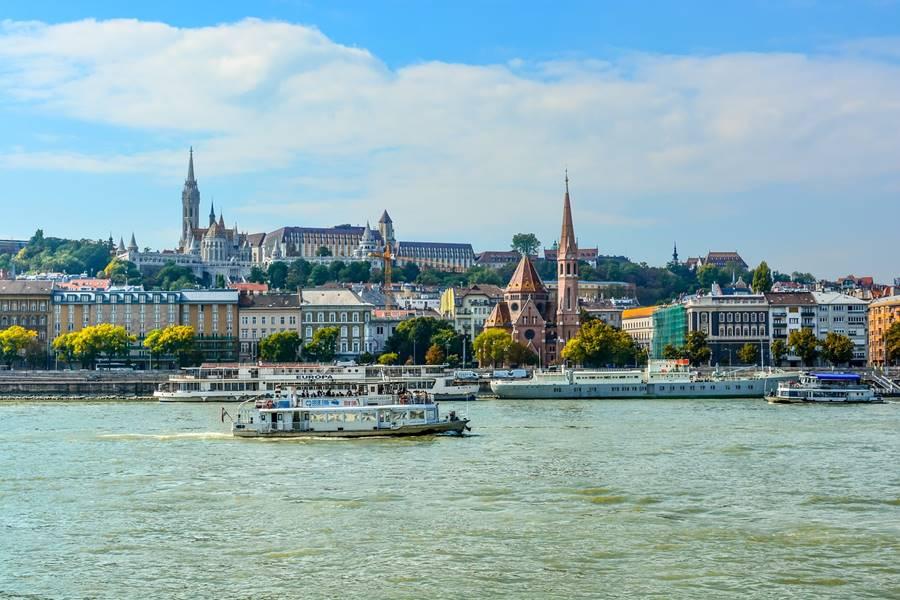 Cómo Pasear En Barco Por El Danubio El Blog De Viajes