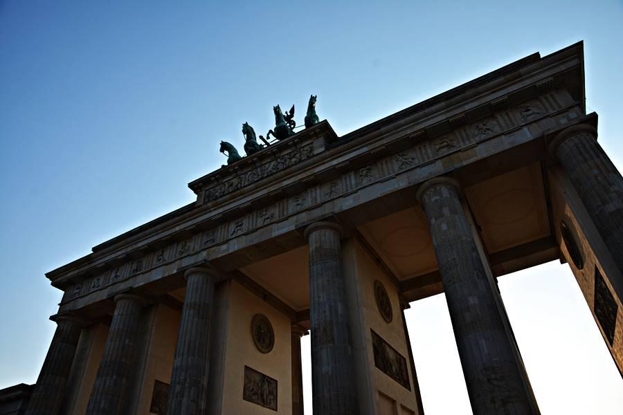 Visitar la puerta de Brandeburgo