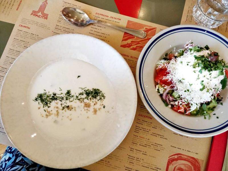 Qué comer en Sofía, Bulgaria