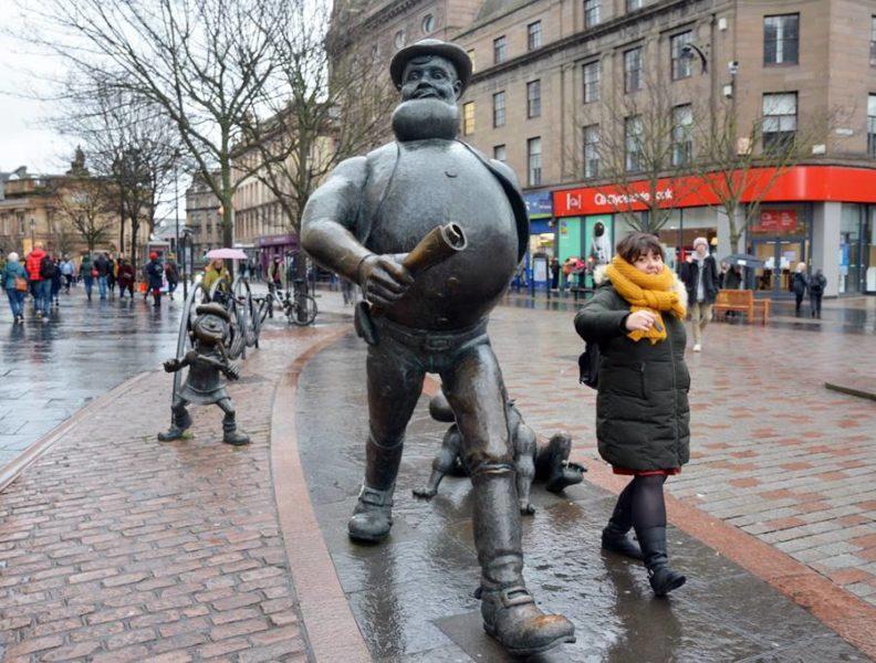 Qué ver Dundee - Esculturas