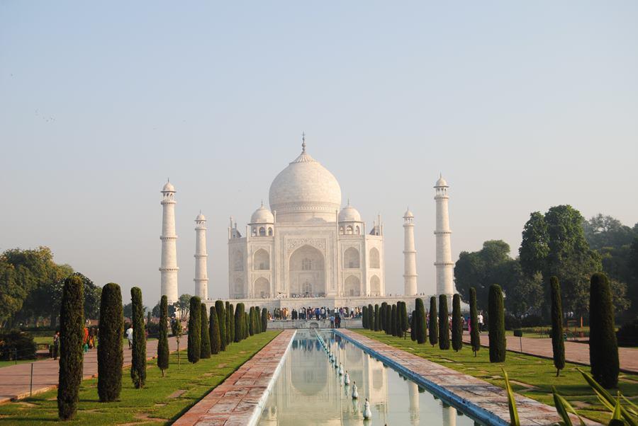 Dónde dormir Agra