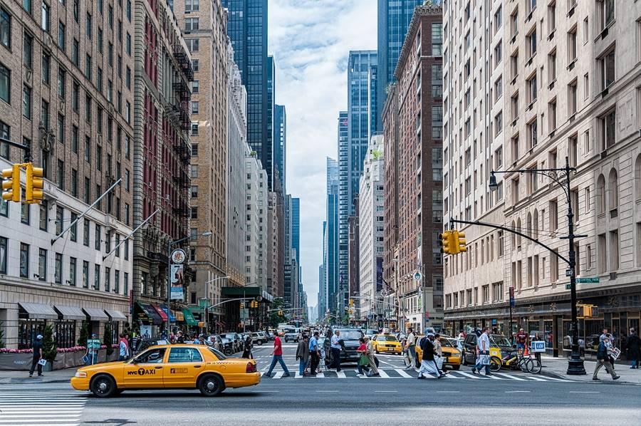 Rasones para viajar a Estados Unidos - Nueva York