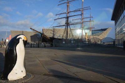 Qué ver en Dundee, Escocia