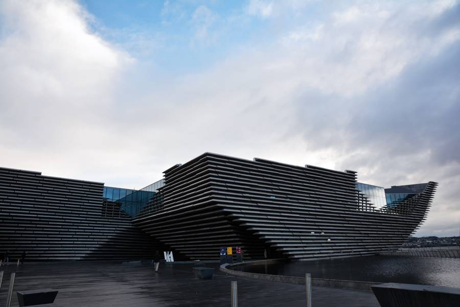 Que ver Dundee - Visitar V&A