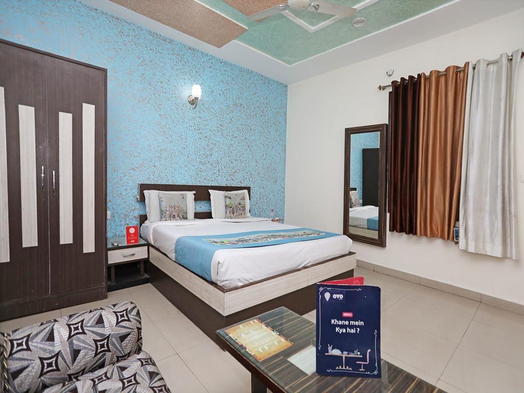 Donde dormir en Agra