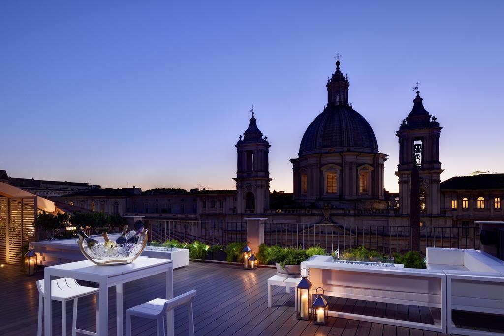 Dónde dormir en Roma