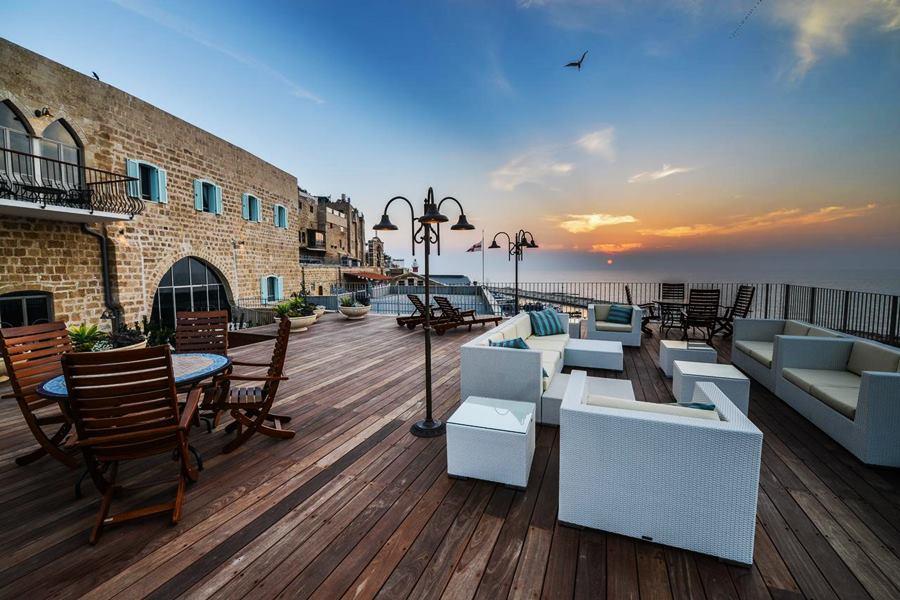 Dónde dormir en Tel Aviv