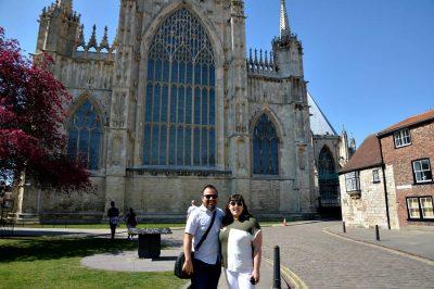 Visitar York