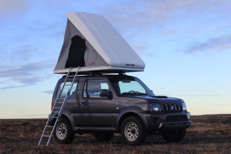 Alquilar autocaravana en Islandia - Tienda