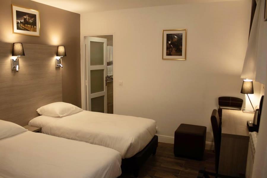 Dónde dormir en París - Hotel barato con desayuno