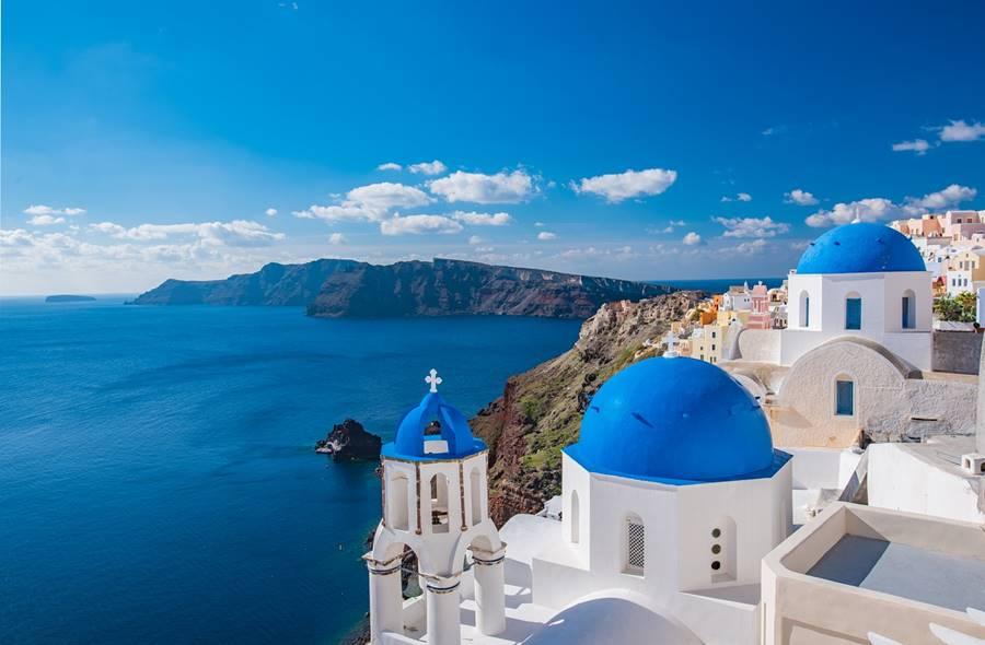 Viajar a las islas griegas