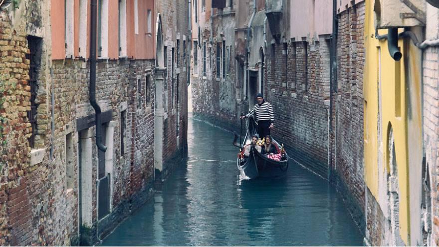 Postureo viajero - Venecia