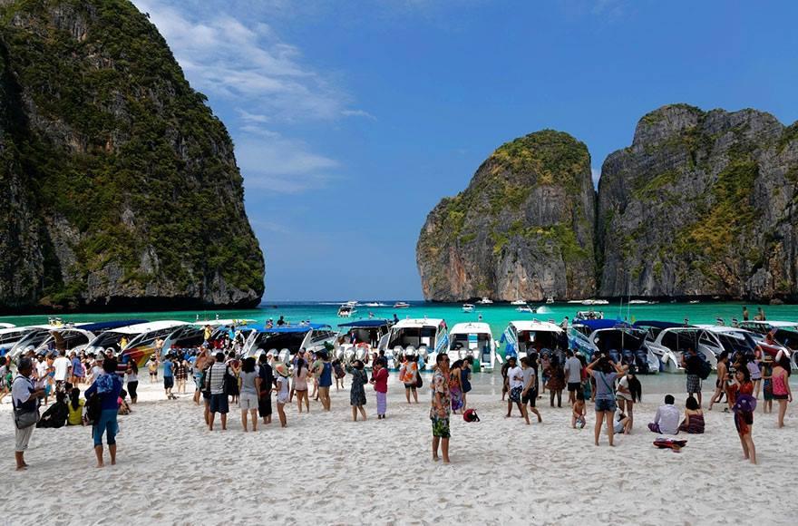 Postureo viajero - Tailandia