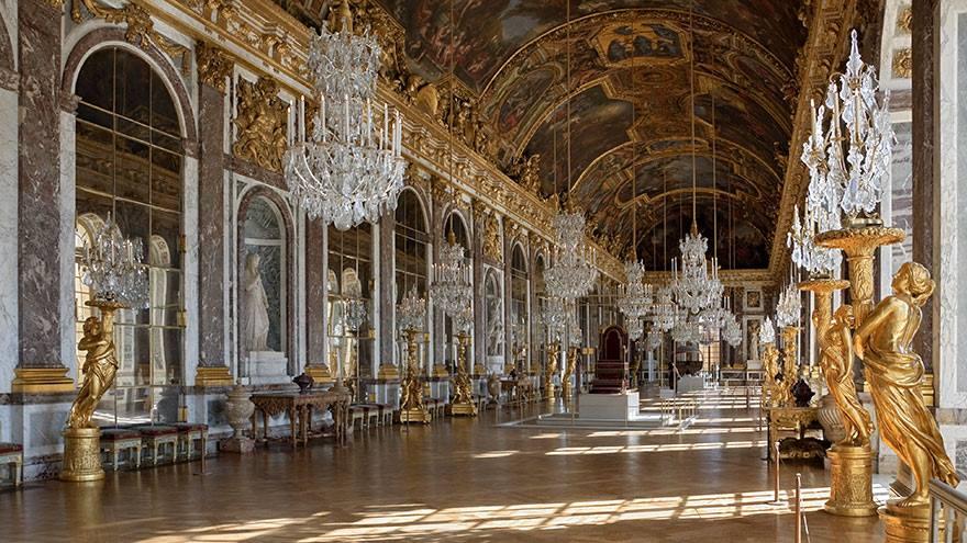 Postureo viajero - Versalles