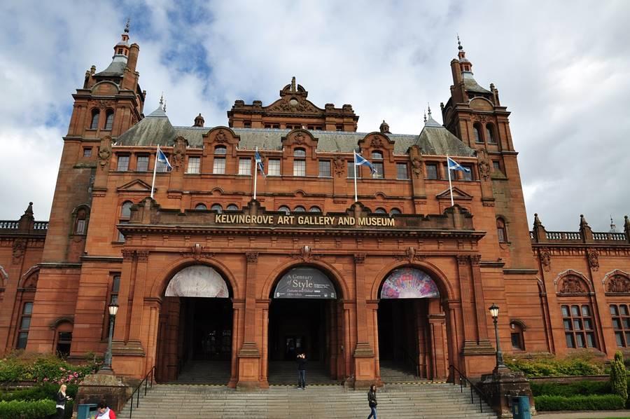 Fachada del museo - Escapadas de un día desde Edimburgo