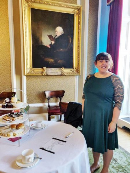 Tomar el Afternoon Tea en Edimburgo - Miriam