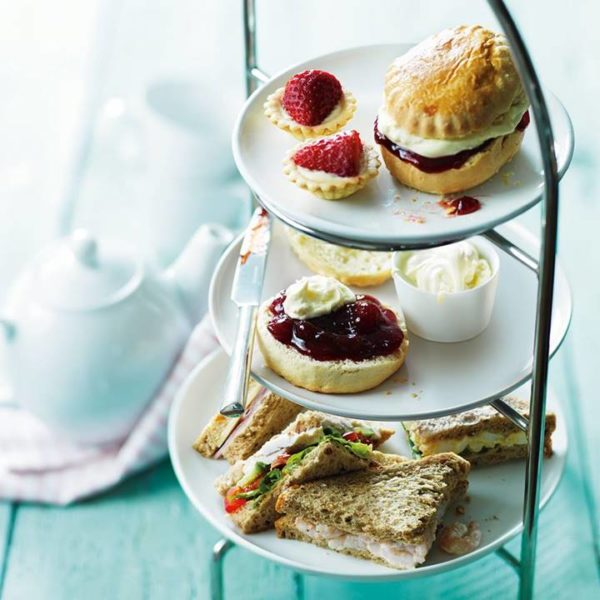 Tomar el Afternoon Tea en Edimburgo - M&S