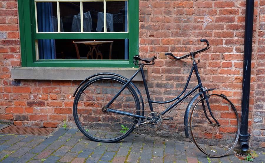 Que ver Birmingham - Bicicleta