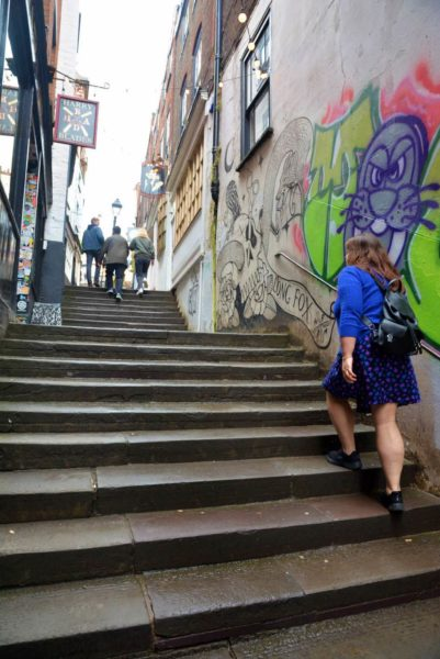 bristol xmas steps