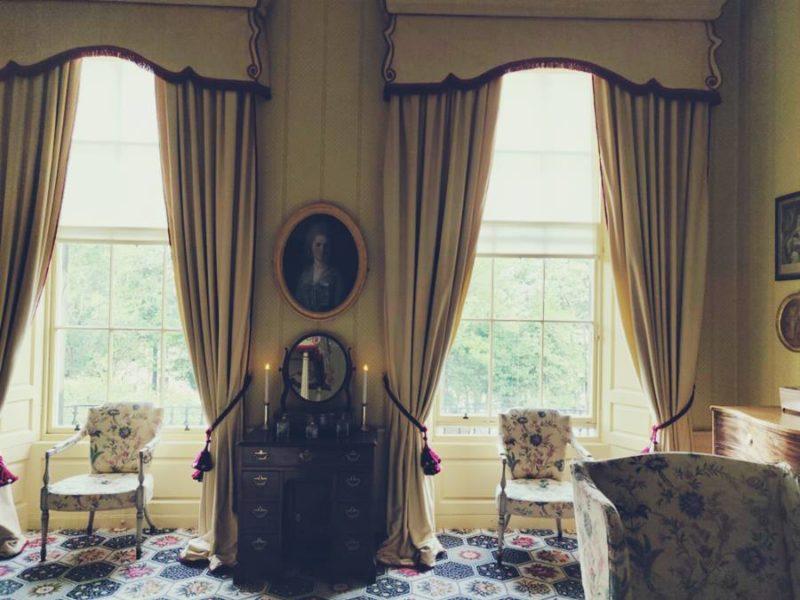 Visitar la Casa Georgiana de Edimburgo - Habitación